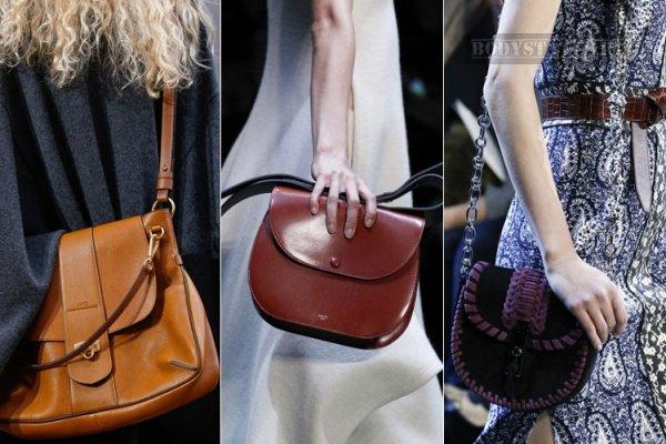 Модные дамские сумки
