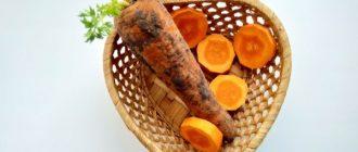 Как влияет морковь на организм