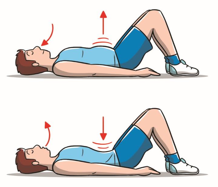 Как убрать живот и похудеть: быстрые методы, фитнес, питание