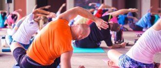 Польза йоги для здорвеевья